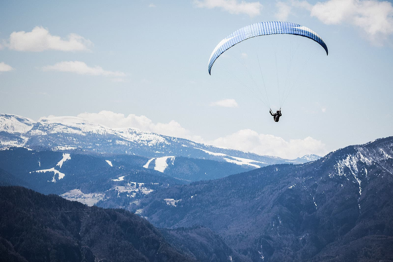 THE FACTORY - Paraglider